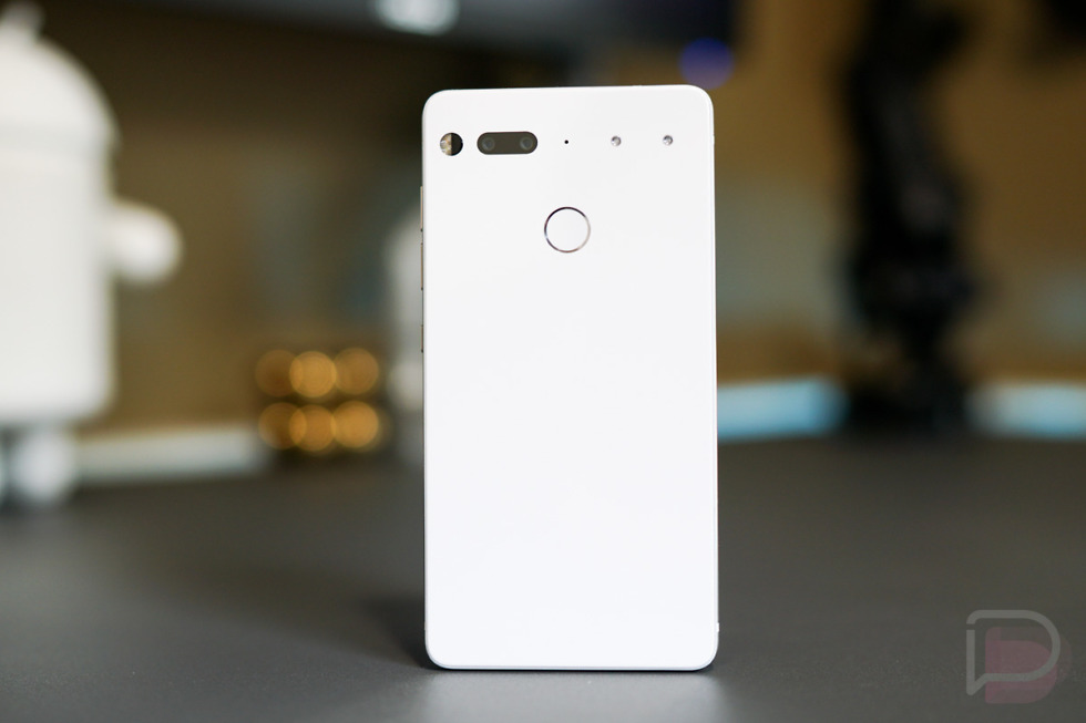 Essential Phone 2 may not happen, company reportedly up for sale