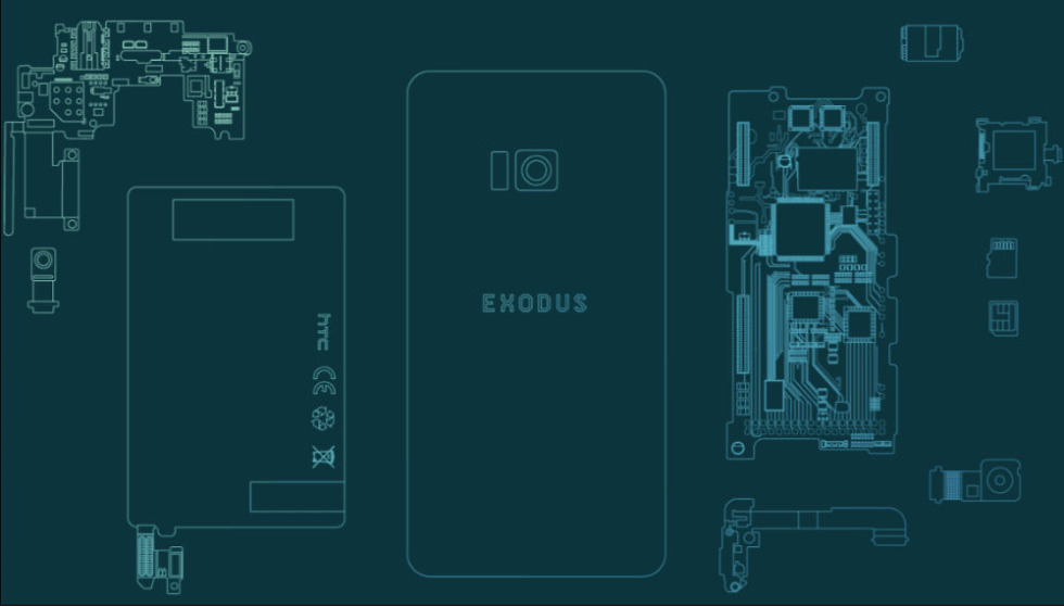 The HTC Exodus Is A Blockchain Phone Coming Soon