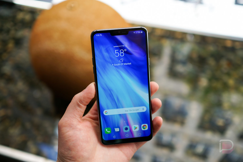 LG unveil the G7 ThinQ