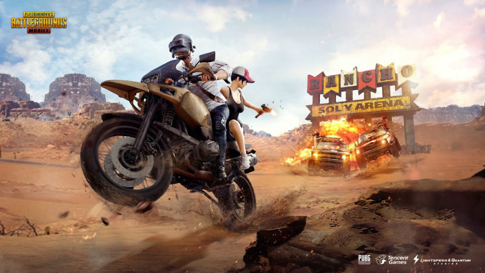 PUBG Mobile v0.5.0 update adds desert map, new unlocks, and more