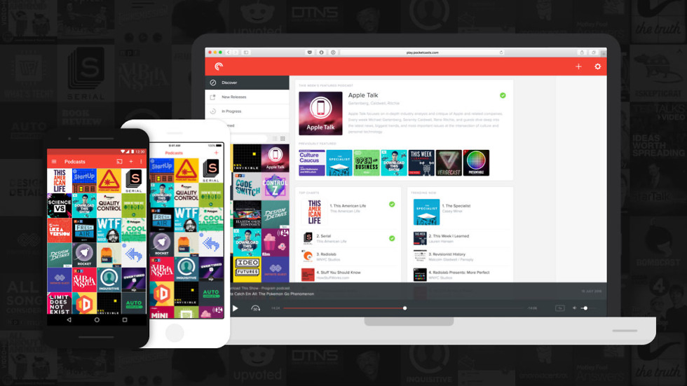 Shifty Jelly, maker of Pocket Casts, gets acquired by NPR, others