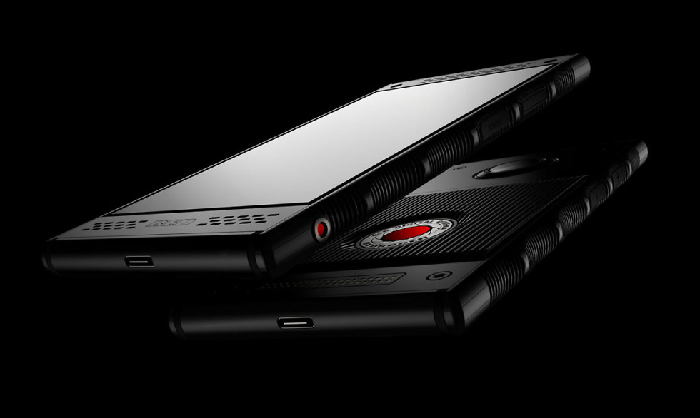The innovative RED Hydrogen phone is delayed even more
