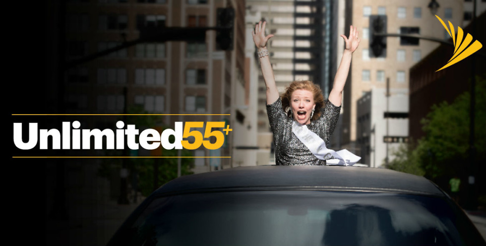 Sprint launches its own unlimited plan for seniors