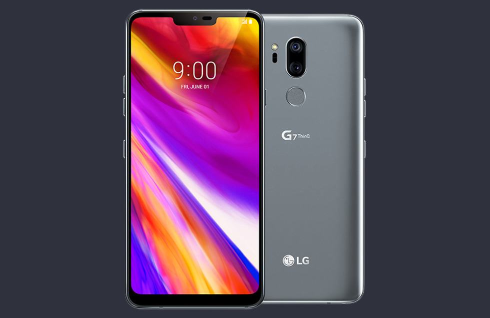 Preorders for the LG G7 ThinQ begin this week for United States carriers