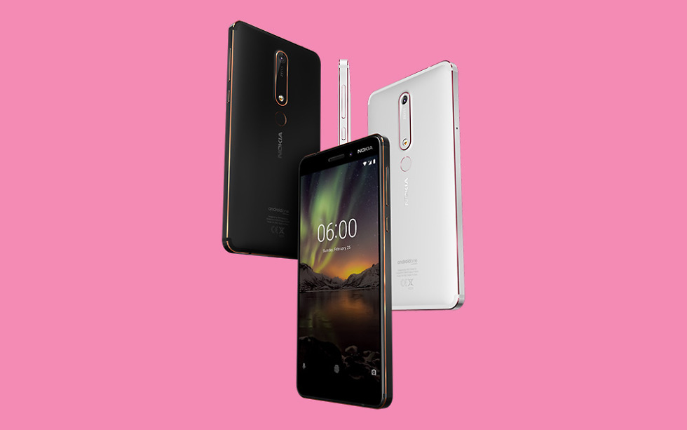 Nokia 6.1 'pure' Android phone comes to Amazon, Best Buy for $269