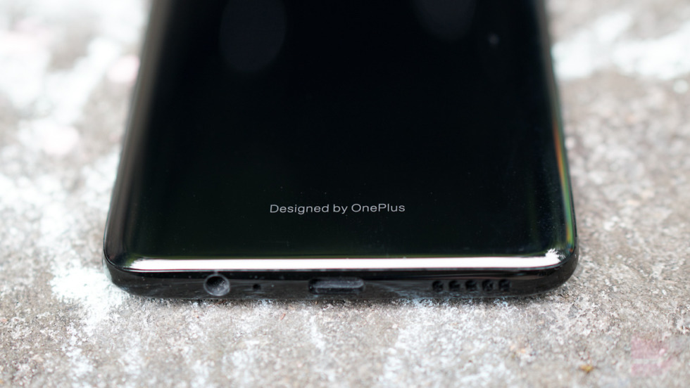 Is this OnePlus 6T? Quite close but probably not