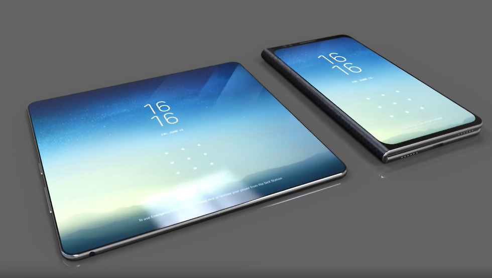 Samsung's Foldable Smartphone to Be Priced at Whopping KRW 2 Million