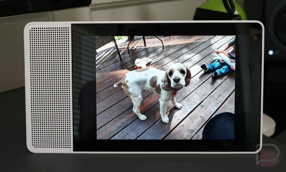 Lenovo Smart Display Updated With Google Home Hub Features Like Home View
