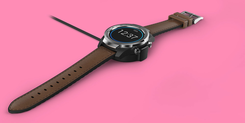 The 'dual-screen' Ticwatch Pro costs $250