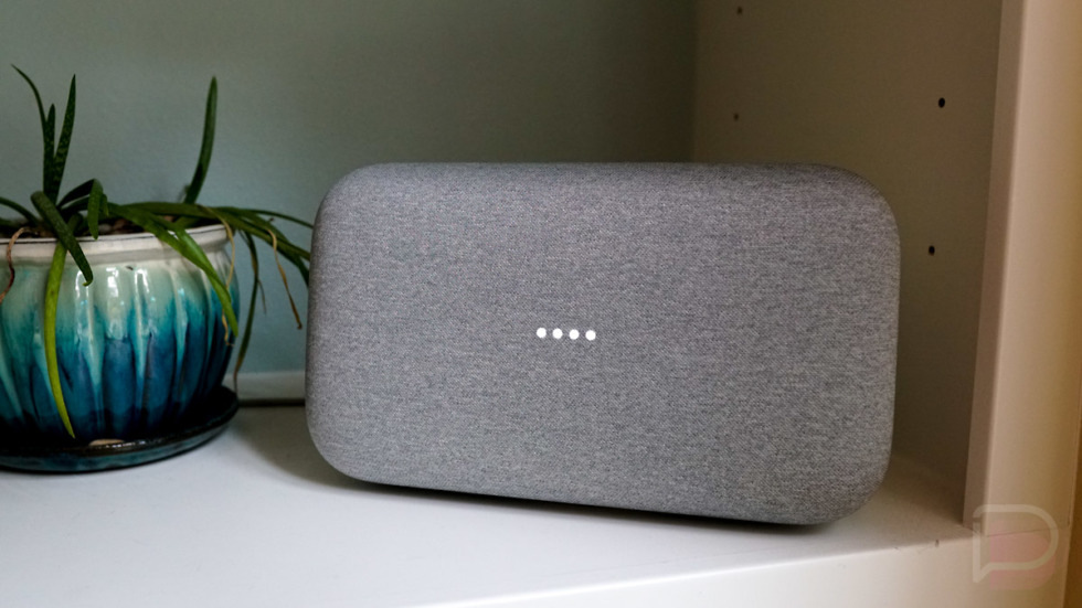 Smart speakers deal: Save £100 on Google Home Max at John Lewis