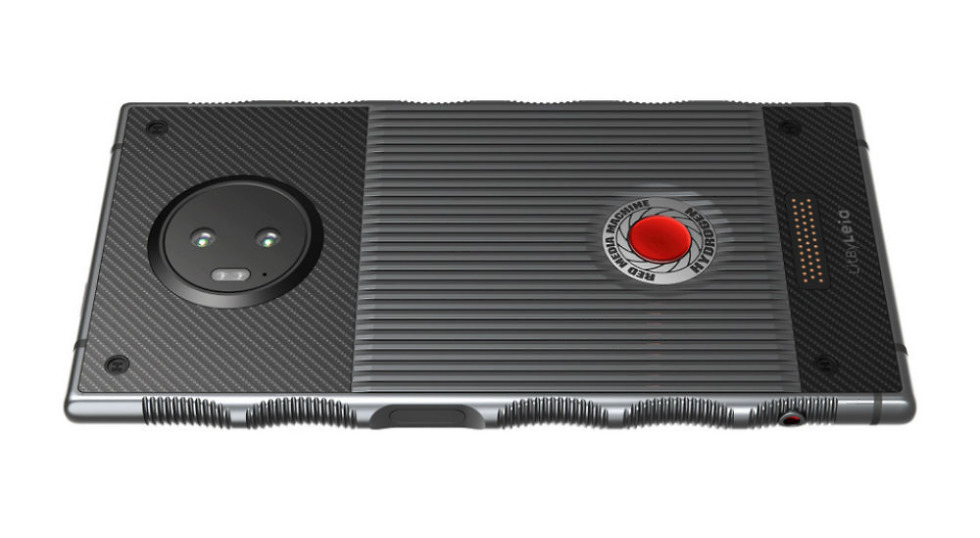 First look at RED Hydrogen One phone and its complete spec list