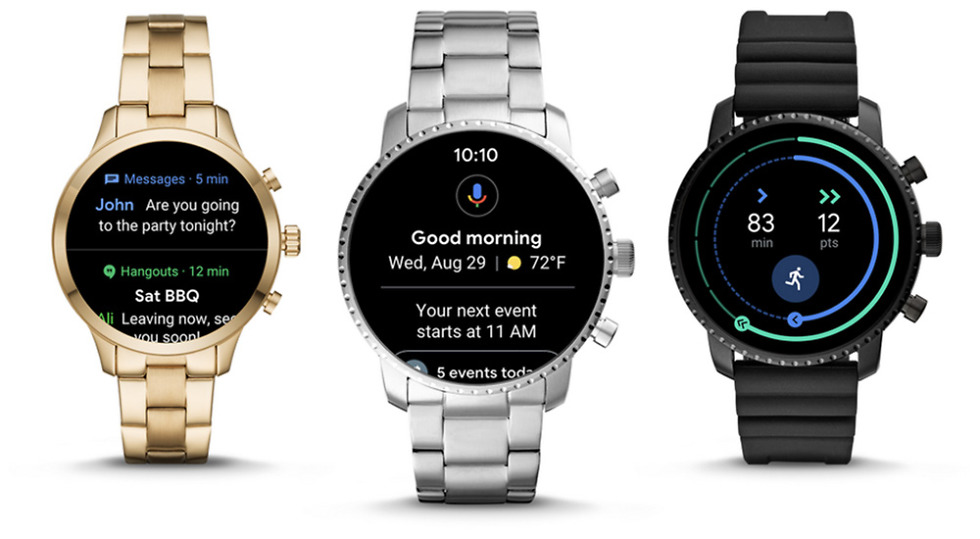 Updated Google 'Wear' OS coming with easy swipe feature