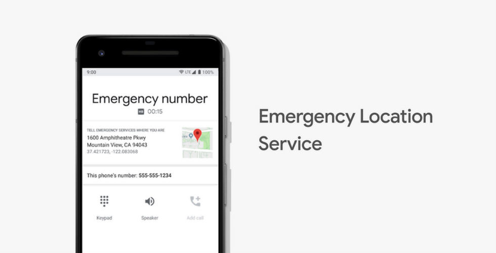 High-accuracy emergency service tracking coming to U.S