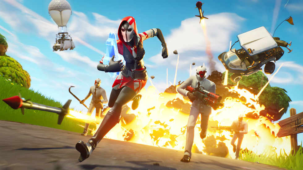 'Fortnite' High Stakes Coming Thursday
