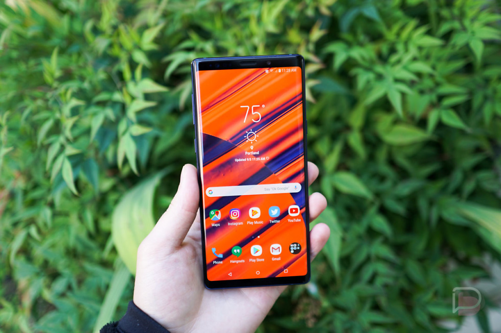Samsung Galaxy S10 teased in Android 9.0 beta