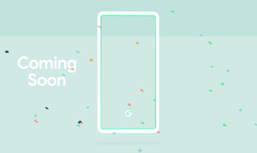 Google teases Pixel 3 on Google Store ahead of October 9 launch