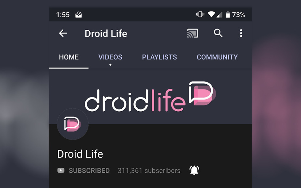 YouTube is finally enabling a dark mode on its Android app