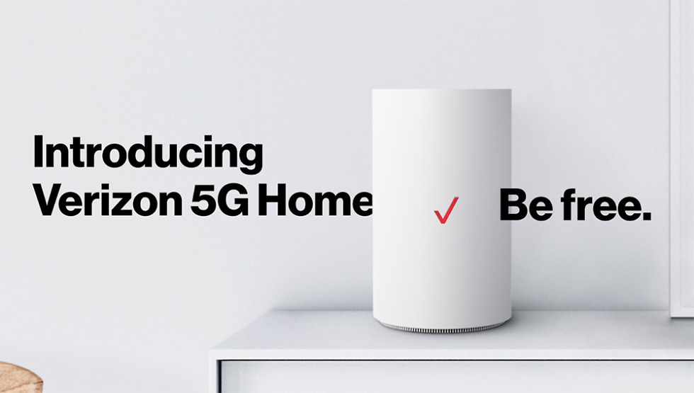 Verizon launching its 5G home internet service on October 1st