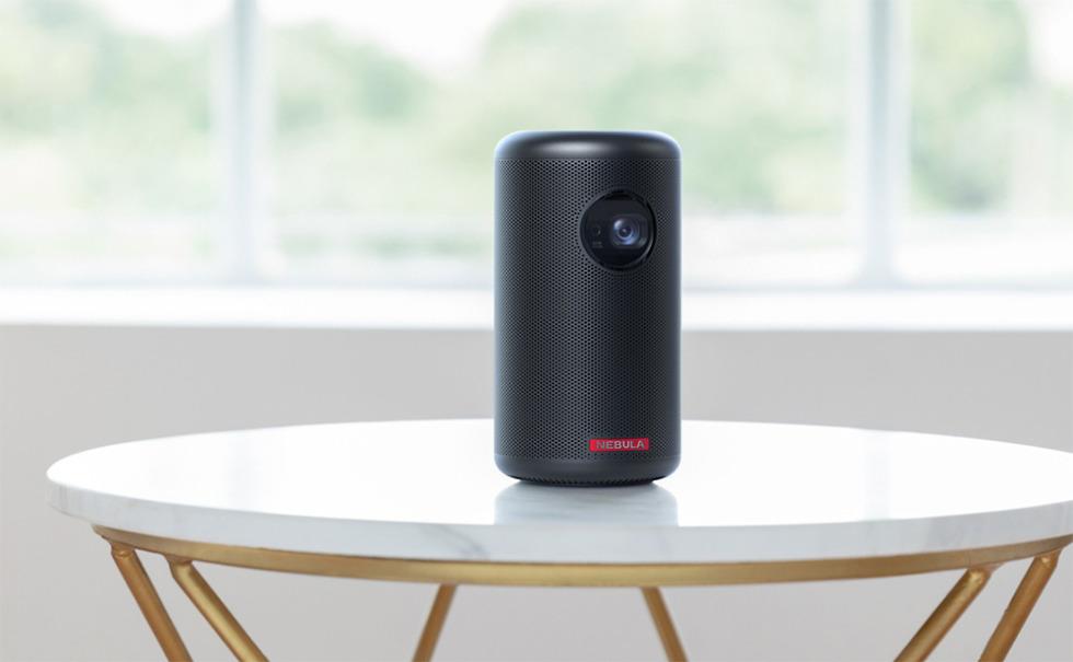 Anker's pocket projector gets AV upgrades for second-gen version