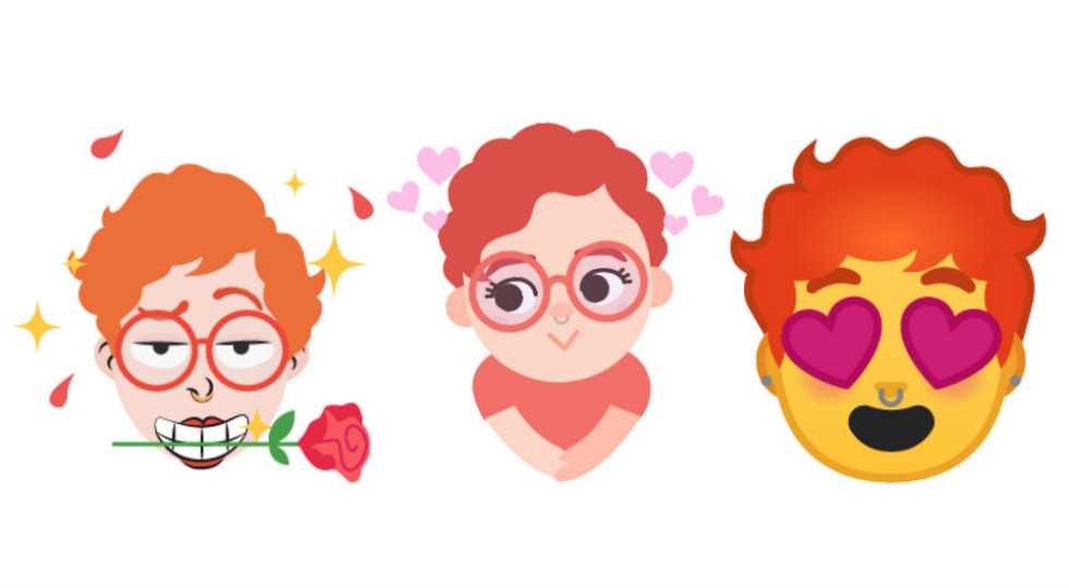 Gboard now lets you make an emoji that looks just like you