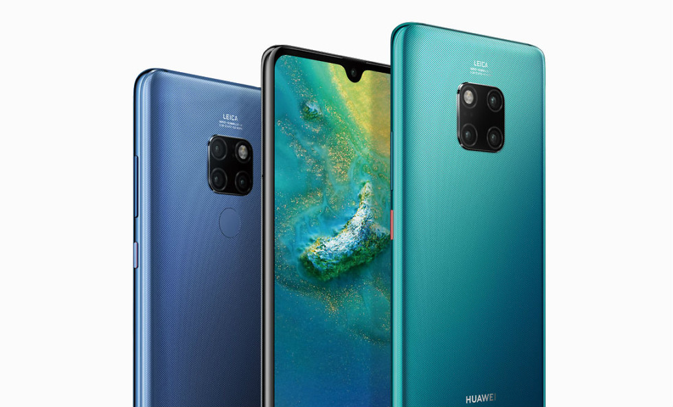Two-fifths of smartphone users consider Huawei switch after Mate 20 launch