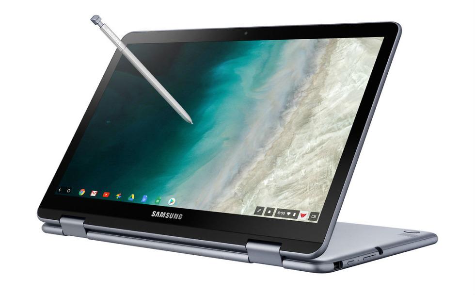 Samsung Chromebook Plus V2 gets an LTE version for $599