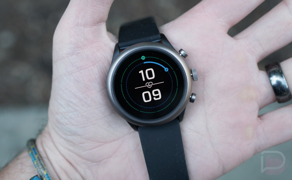 Google just spent $40mn on Fossil's secret smartwatch technology