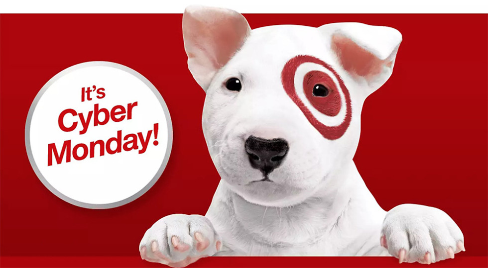 Target Cyber Monday Deal: Save 15 Percent on Almost Everything