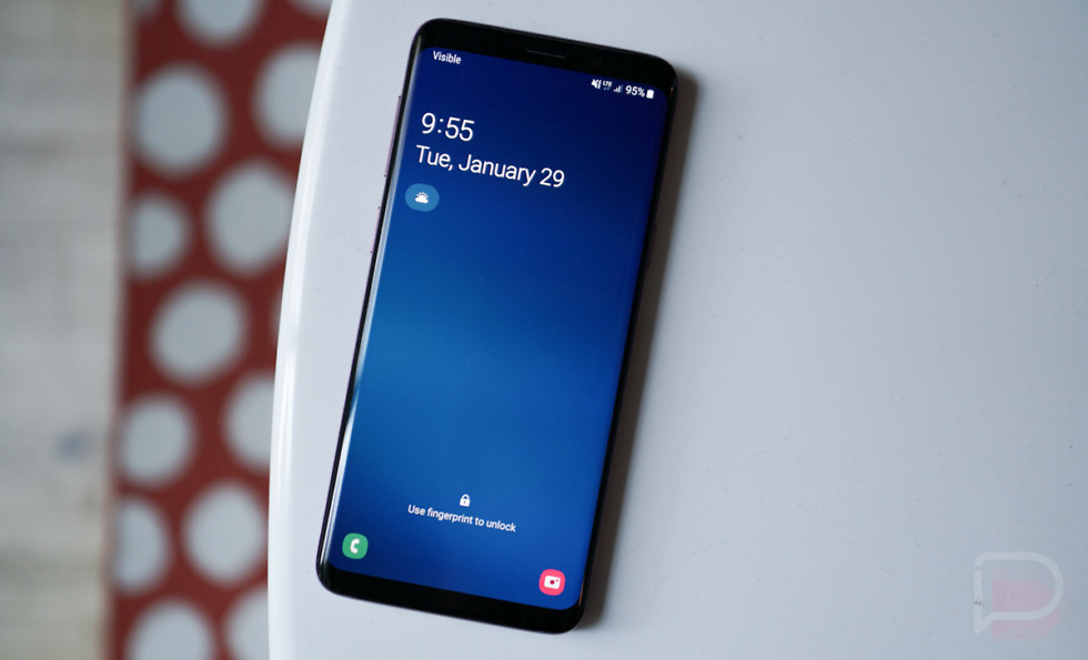 Galaxy S10E shown off in latest Samsung leak