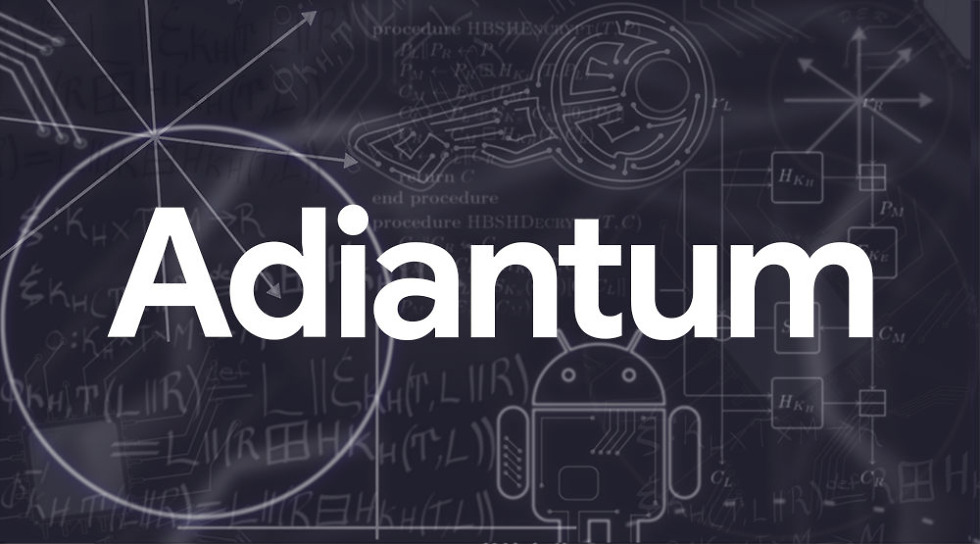 Google Introduces Adiantum Storage Encryption to Low-End Android Devices