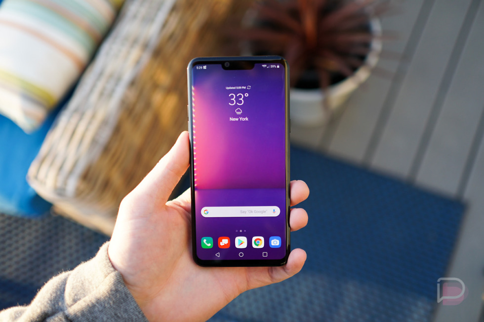 LG G8 ThinQ Will Launch on April 11th