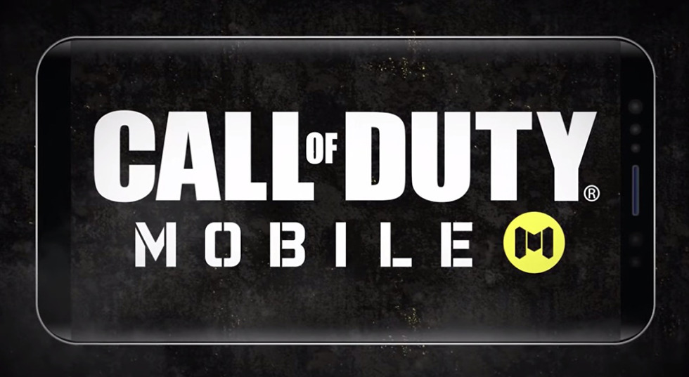 Activision officially announces Call of Duty: Mobile for iOS and Android