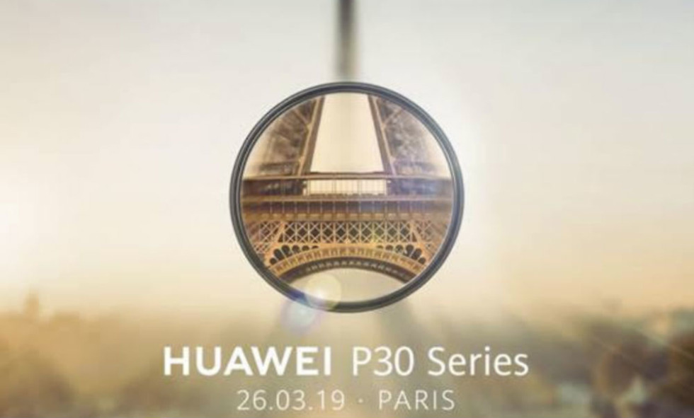 Huawei P30 Pro confirmed to get periscope-style zoom camera