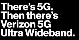 Verizon 5G Mobility Cities