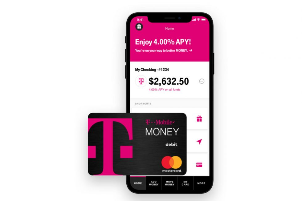 Mobile introduces its no-fee banking service