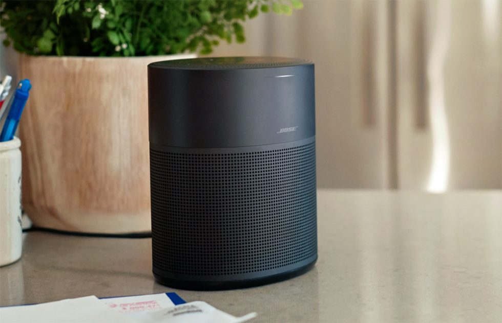 Bose is stuffing the Google Assistant into its line of smart speakers