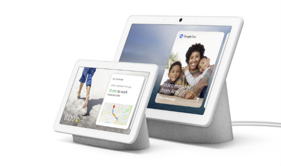Google Nest Hub Max coming this summer