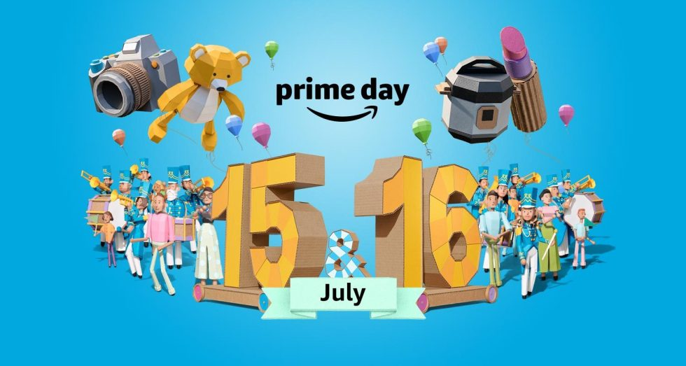 Amazon Prime Day will actually be two days this year