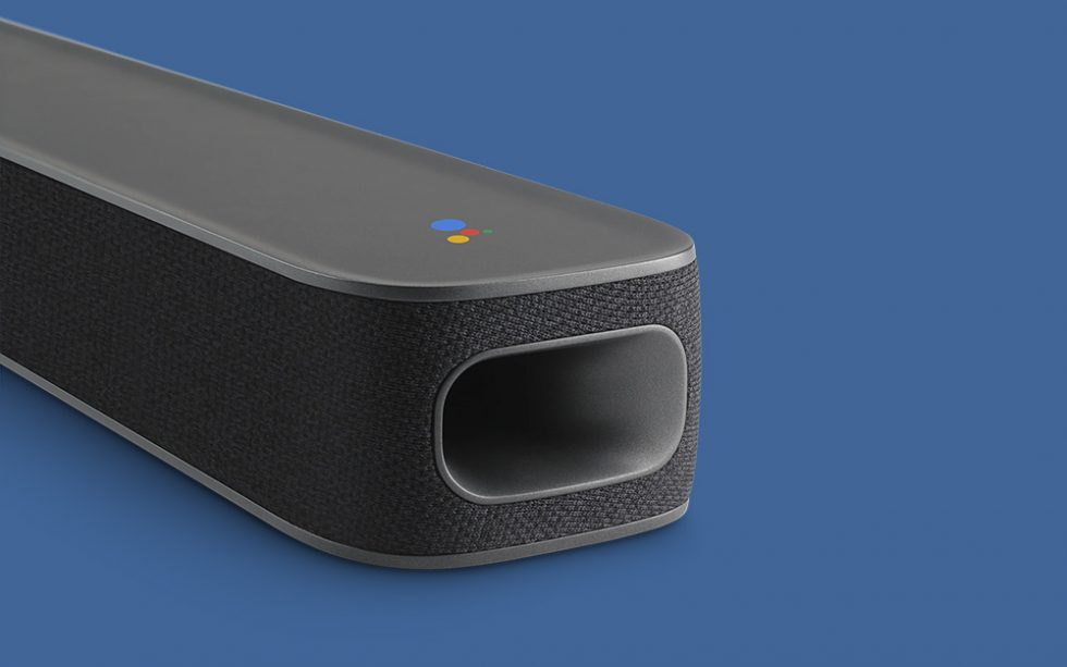 JBL's Google Assistant soundbar finally released after a year-long delay