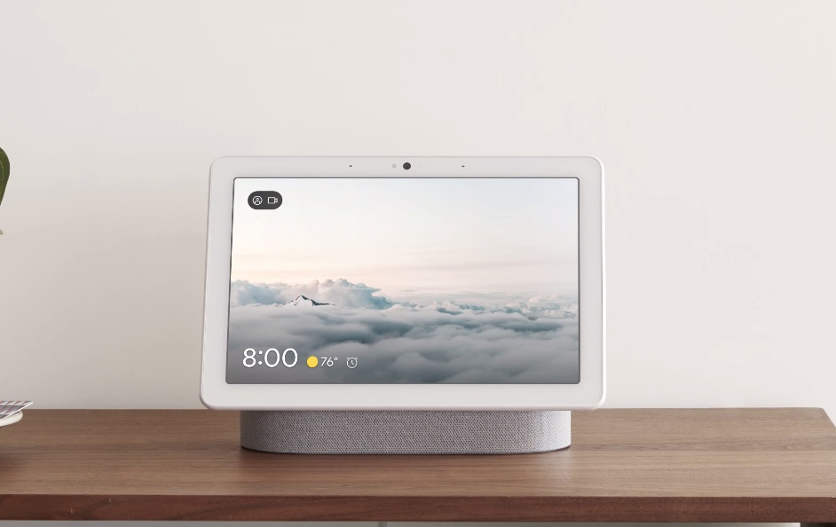 Google Nest Hub Max Arrives September 9