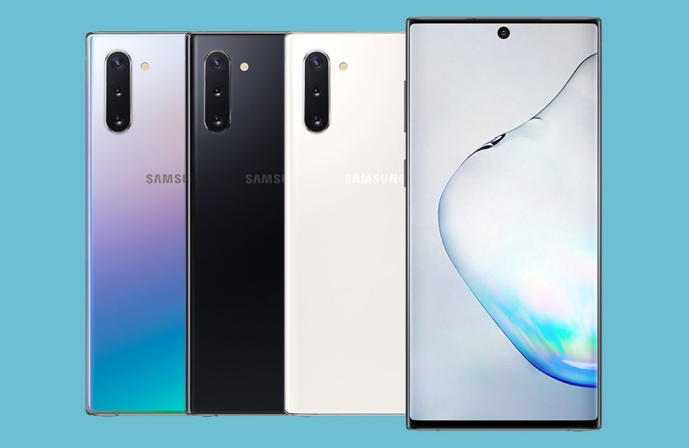 Samsung unveils new Galaxy Note 10 smartphones with advanced camera tech