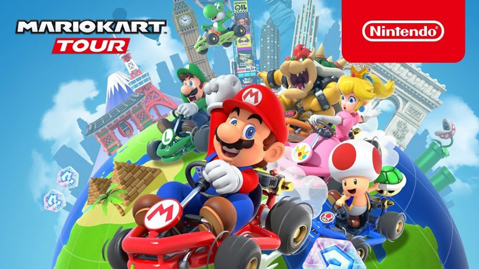 Mario Kart Tour set to race onto mobile devices next month