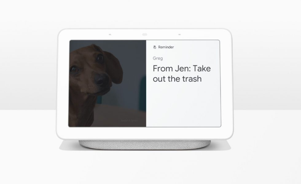 Google Assistant Picks Up Assignable Reminders