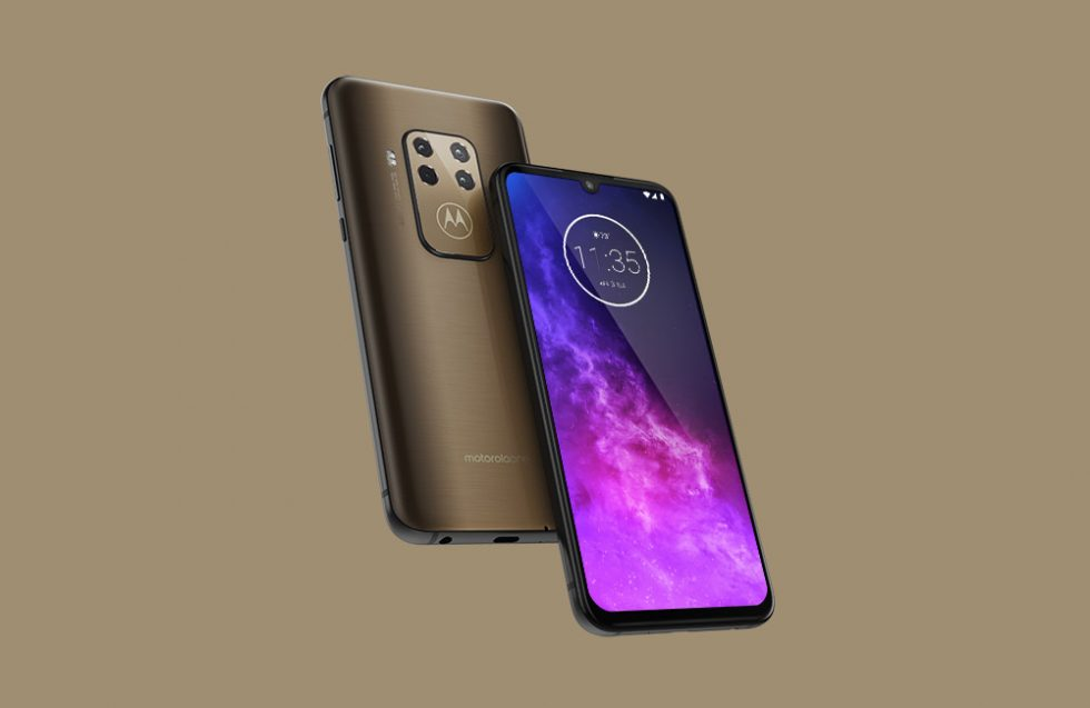 IFA 2019: Motorola One Zoom With Quad Rear Cameras Launched