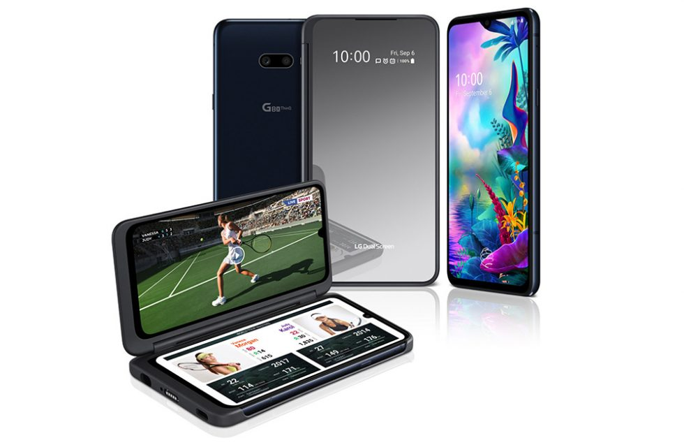 Dual Screen LG G8X ThinQ begins global rollout