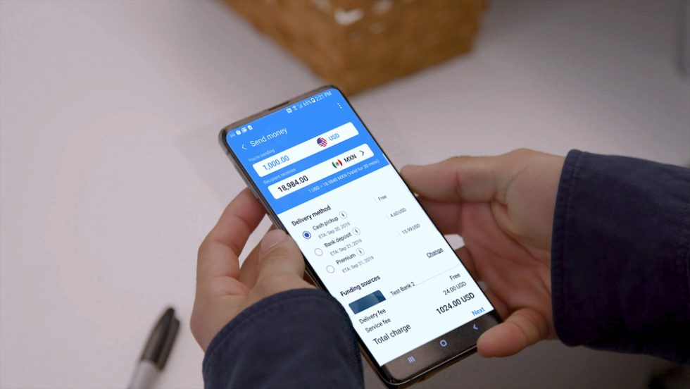 Samsung Pay launches virtual cash card, worldwide money transfer