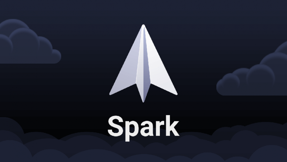 Spark Email Gets Dark Theme on Android