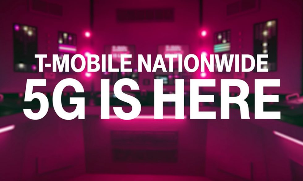 Mobile launches its 5G network nationwide, but iPhones can't use it