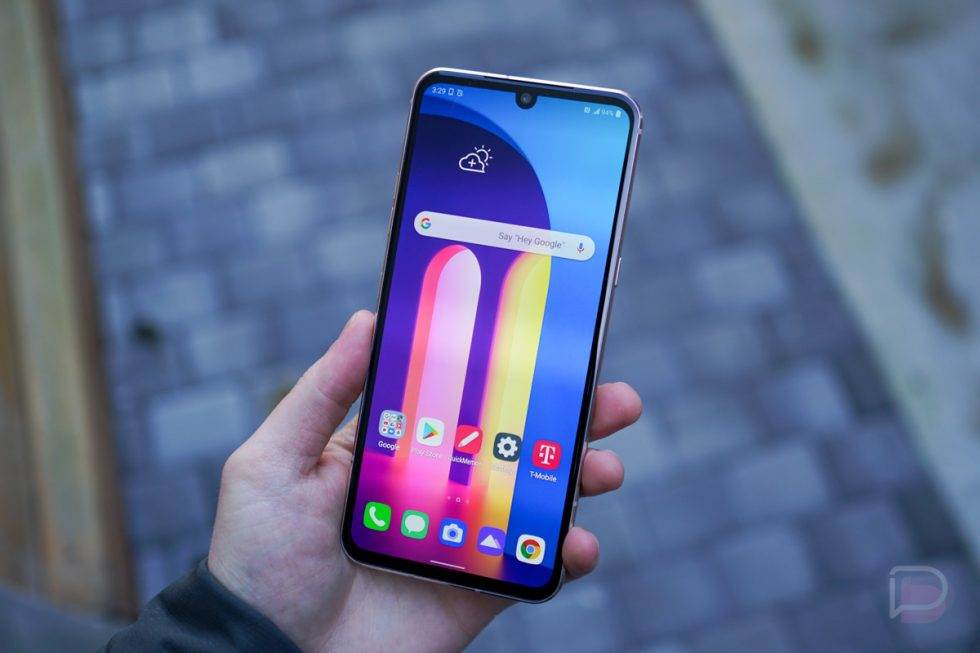 LG Announce V60 ThinQ 5G Smartphone With 64-Megapixel Rear Camera