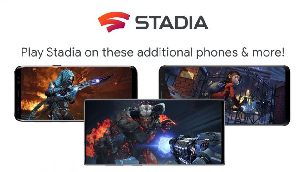 Google Stadia Is Finally Launching on Non-Google Phones
